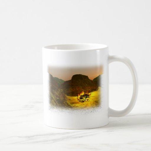 Burning Bush 1 Coffee Mug