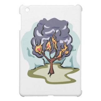 Burning Bush Christian artwork iPad Mini Covers