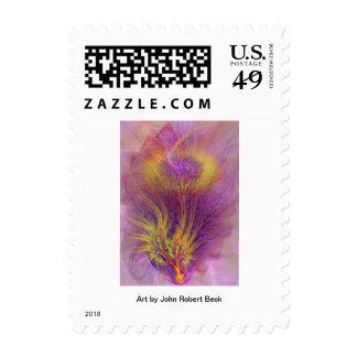 Burning Bush Stamps