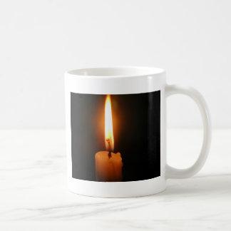 Burning Candle Mugs