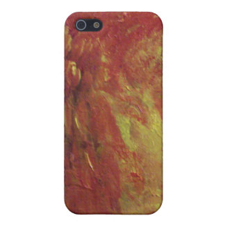BURNING CASE FOR iPhone SE/5/5s