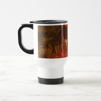 Burning Coals Travel Mug