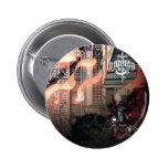 Burning de Gotham Pin Redondo 5 Cm