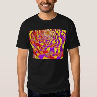 Burning Desert Sun Tee Shirt
