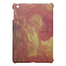 Burning Flowers Cover For The iPad Mini