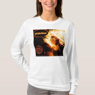 Burning GUSHgurl T-Shirt