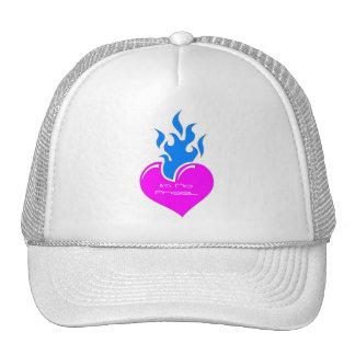 Burning Heart, I'm No Angel Hat