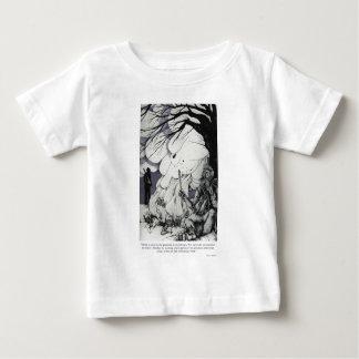 Burning Help Baby T-Shirt