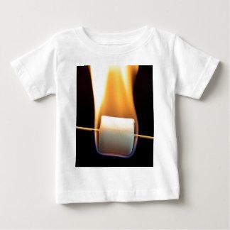 Burning Marshmallow Baby T-Shirt
