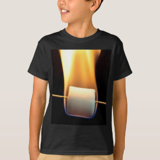 Burning Marshmallow T-Shirt