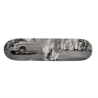 Burning Monk Skateboard Deck