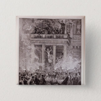 Burning of the Ring Theatre, Vienna Button