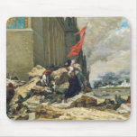 Burning of the Tuileries, 1871 Mouse Pad