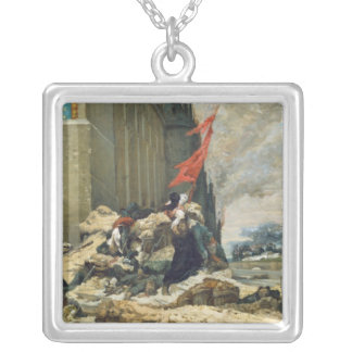 Burning of the Tuileries, 1871 Pendant