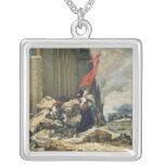 Burning of the Tuileries, 1871 Pendant
