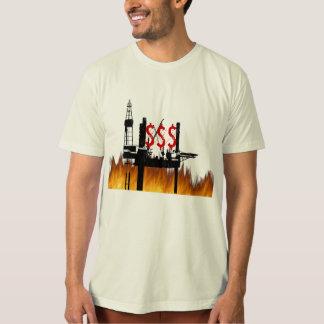 Burning Oil Dark Shirt