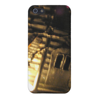 Burning Porch Cover For iPhone SE/5/5s