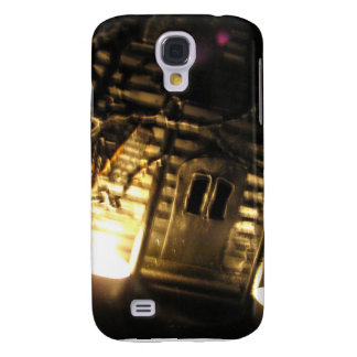 Burning Porch Samsung Galaxy S4 Case