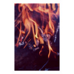 Burning Posters