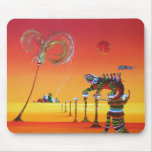 Burning Sands - Mouse Pad