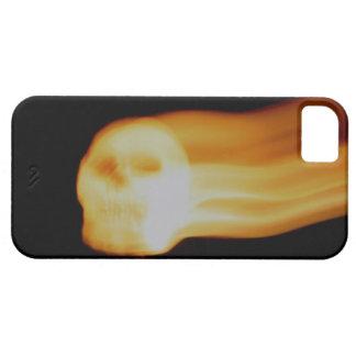 Burning Skull iPhone SE/5/5s Case