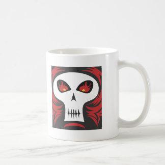 Burning Skull Mugs