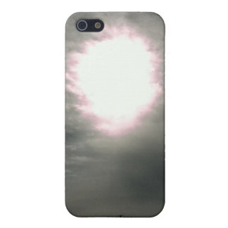 Burning Sky iPhone 5 Covers