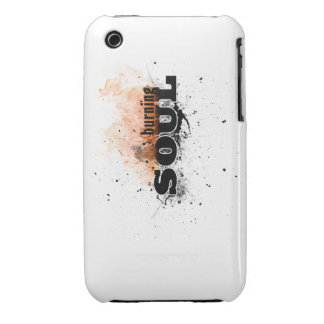 Burning Soul Case-Mate iPhone 3 Cases