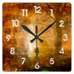 Burning Soul - Jesus, Human & Faith Clock