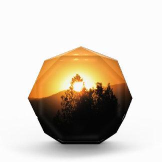 Burning  Sunset Award