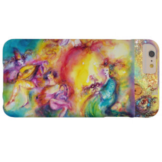 BURNING THE CARNIVAL / Venetian Masquerade Dance Barely There iPhone 6 Plus Case