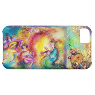 BURNING THE CARNIVAL / Venetian Masquerade Dance Case For iPhone 5C
