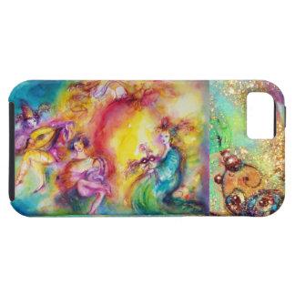 BURNING THE CARNIVAL / Venetian Masquerade Dance iPhone SE/5/5s Case