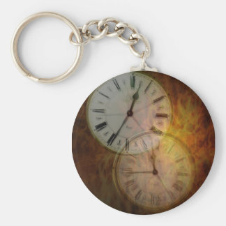 Burning time... keychain