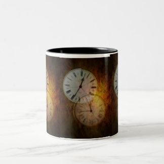 Burning Time Mugs