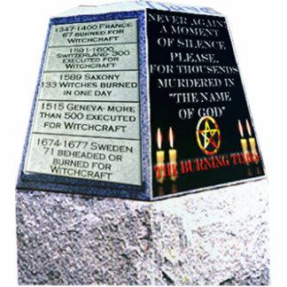 Burning Times Memorial Photo Cutout