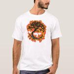 Burning Tree of Woe (Death) T-Shirt
