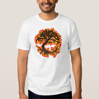 Burning Tree of Woe (Death) Tshirt
