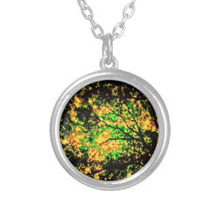 Burning Trees Necklaces