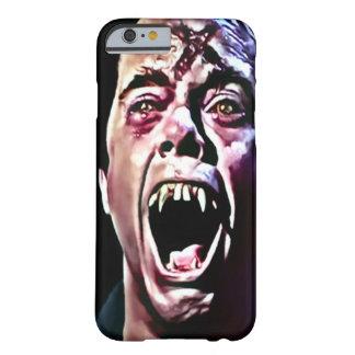 Burning Vampire Airbrush Art Barely There iPhone 6 Case