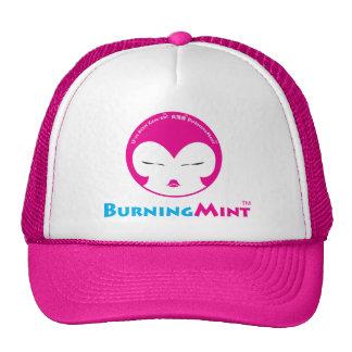 ¡BurningMint U've sido Gema-ed! por el brote Li Gorros