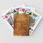 Burnished Tigers Playing Cards