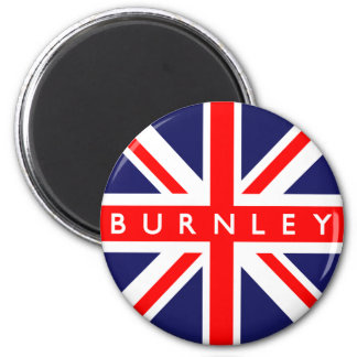 Burnley UK Flag Magnet