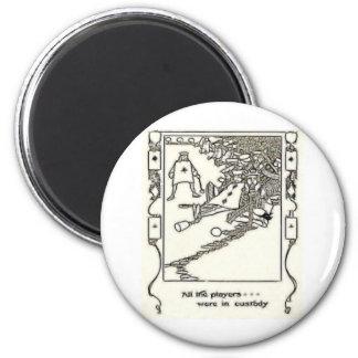 Burno 11 magnet