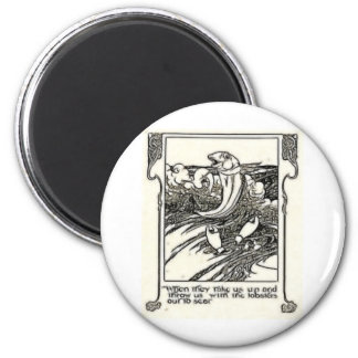 Burno 13 magnet