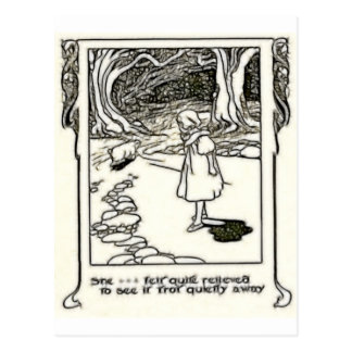 Burno 7 postcard