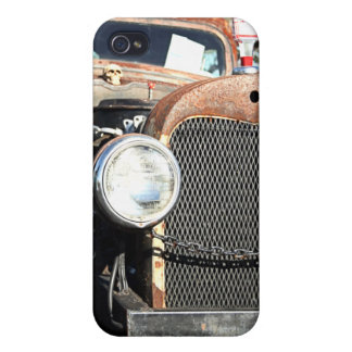 Burnout Cover For iPhone 4