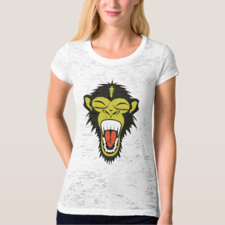 Burnout Monkee T-Shirt