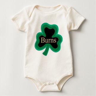 Burns Family Baby Romper