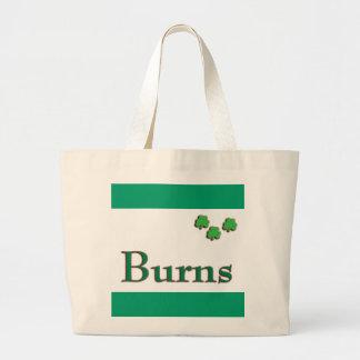 Burns Family Jumbo Tote Bag